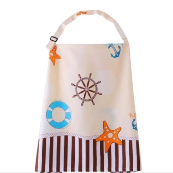 Mother Breast Feeding Maternity Nursing Apron - intl Price Philippines