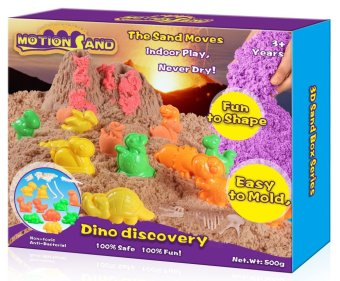 Motion Sand 3D Sand Box (Dino Discovery) Price Philippines