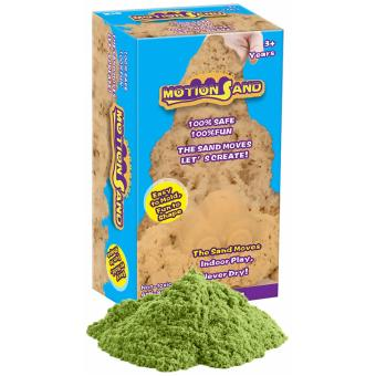 Motion Sand Green Color Sand (800G)