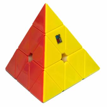 MoYu MoFang Pyraminx 3x3 Speed Rubik's Cube Stickerless