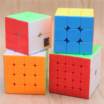 Moyuwenhua classroom two-order three-order four cube
