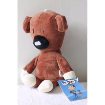 "Mr. Bean Teddy Bear Soft Stuffed 11"" Plush Toy Price Philippines"