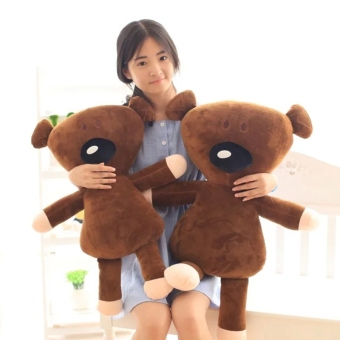 Mr. Bean Teddy Bear Stuffed Plush Toy Brown Figure Animal Doll BabyToys - intl Price Philippines
