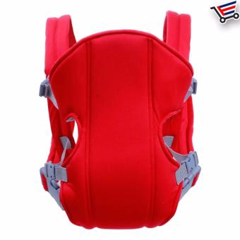 Multifunctional Baby Carrier (Red)