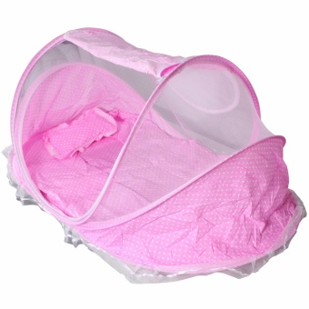 Multipurpose Portable Lightweight Happy Baby Bed with Mosquito Net Price Philippines