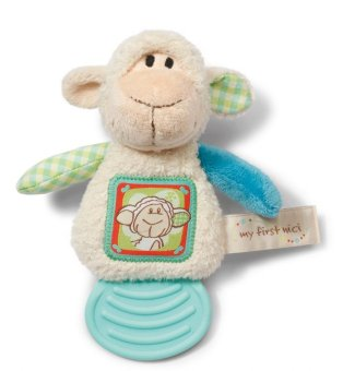 MY FIRST NICI Lamb with Teether