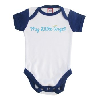 My Little Angel Onesie for Boys