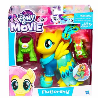 My Little Pony The Movie Fashion Style - Fluttershy