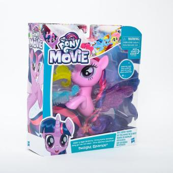 My Little Pony The Movie Glitter & Style Seapony - Twilight Sparkle - 2