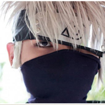 Naruto ninja accessories props mask care amount