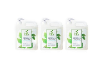 Nature to Nurture Baby Bottle and Dish Wash 1000ml Set of 3