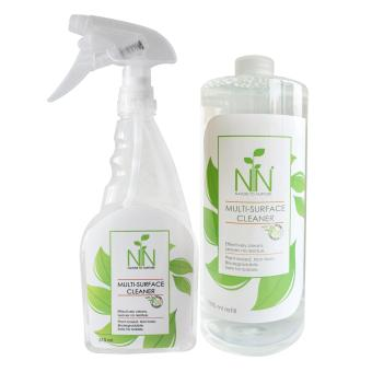 Nature to Nurture Multi Surface Cleaner Spray 510ml and 1000mlrefill set