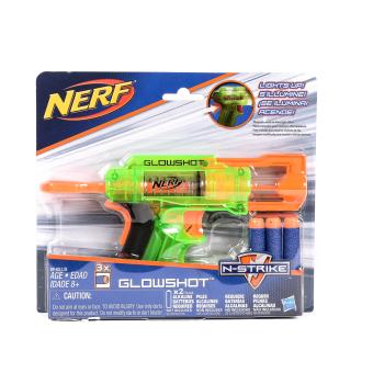 Nerf Nerf Glowshot Blaster Toy