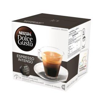 Nescafe Dolce Gusto Capsule Espresso Intenso Coffee