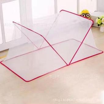 New 2017 Baby Bed Mosquito Net (Red)