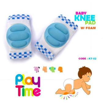 New 2017 Baby Toddlers Kids Safety Crawling Elbow Cushion Knee PadsProtector with Foam- 1 Pair -KT02