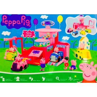 New 2017 Peppa Pig NO-375 Parking Lot Price Philippines