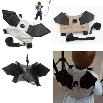 New Baby Child Toddler Bat Safety Harness Backpack Walker Anti-lost Bag