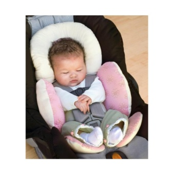 New Born Baby Infant Stroller Car Seat Mat Protection Body Cushion Pad - intl