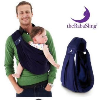 New Born Baby Sling Wrap Carrier From Newborns To Todder - intl