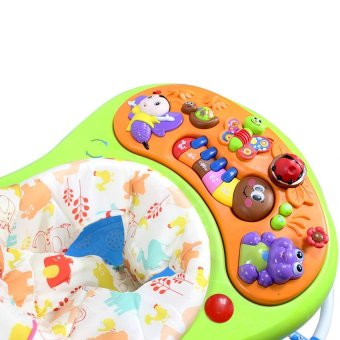 New Bossney Cute Musical Baby Walker Insect Party - 3