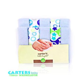 New HONG KONG Infant Newborn Bath Towel Washcloth Pack of 10