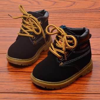 New season shoes children shoes for boys for girl Martin bootsboots - intl
