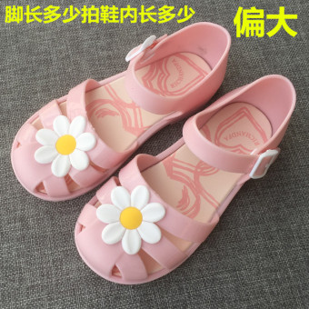 New style summer girls small girl's baby sandals children's sandals