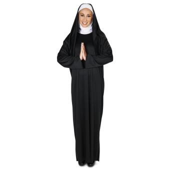 Nun Costume - Medium