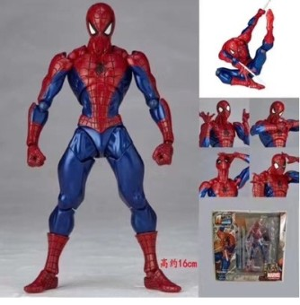 Ocean Hall domestic Spider Man garage kit Model
