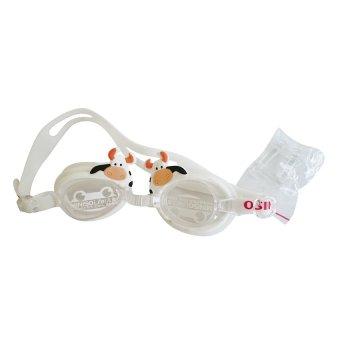 Ohana Sleepy Sheep Goggles (White)