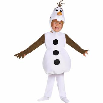 Olaf Costume Classic for Toddler Age 3-4 years old HalloweenCostume