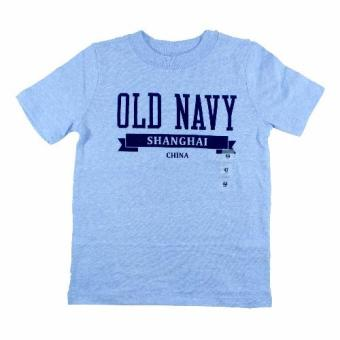 Old Navy Kids Shirt - Light Blue Price Philippines