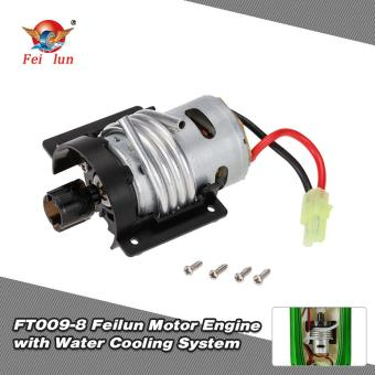 Original Feilun FT009-8 Feilun Motor Engine Water Cooling System Boat Spare Part for Feilun FT009 RC Boat - intl