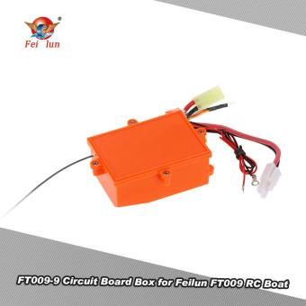 Original Feilun FT009-9 Circuit Board Box Boat Spare Part forFeilun FT009 RC Boat - intl Price Philippines