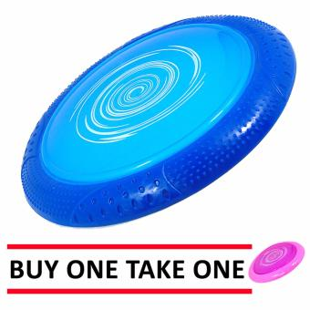 Outdoor Play Frisbee Flying Disc Dog Trainer Disc BUY ONE TAKE ONE