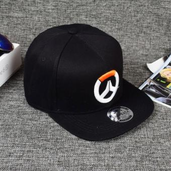 Overwatch Mens Snapback Cap Caps Hats Adjustable Baseball Cap Hip-hop Hat - intl Price Philippines