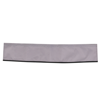 Oxford Fabric Fastener Handle Bar Cover for Buggy Baby Pram Pushchair Grey - picture 2