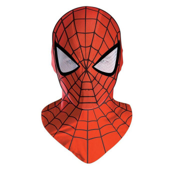Paddy Spider Man Mask Halloween Cosplay Practical Jokes - intl