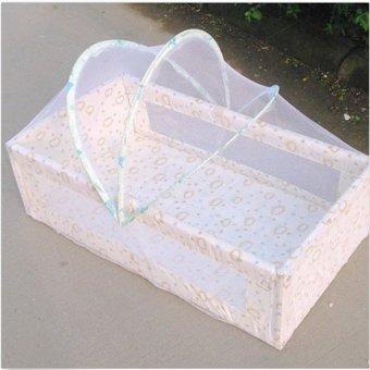 PAlight Lovely Baby Crib Mosquito Net - 4