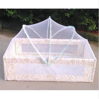 PAlight Lovely Baby Crib Mosquito Net - 2