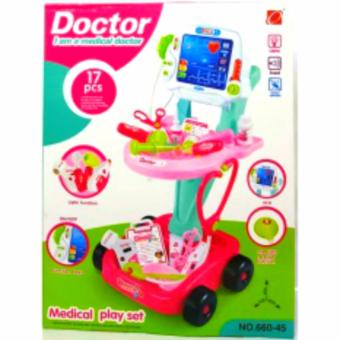 PandaTrading Pretend & Play Medical Play set toy for Kids Price Philippines