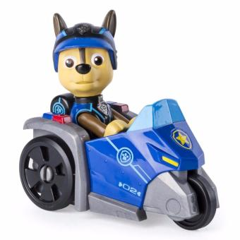 Paw Patrol Mini Vehicles with Figure - Chase's Three Wheeler