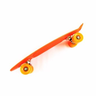 "PEARL PANDA 27"" (69 cm) Cruiser Board (Large) Sunset Orange - picture 2"