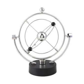 Pendulum Planet Celestial Universe Kinetic Orbital Desk Office Toy Decoration - intl