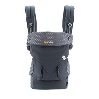 PENNY Four Position 360 Baby Carrier Dusty (Blue) - intl Price Philippines