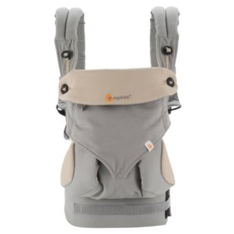 PENNY Four Position 360 Baby Carrier (Grey) - intl Price Philippines