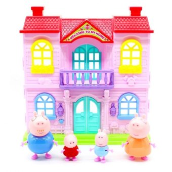 Peppa Pig 5806A Sweet House Playset Price Philippines