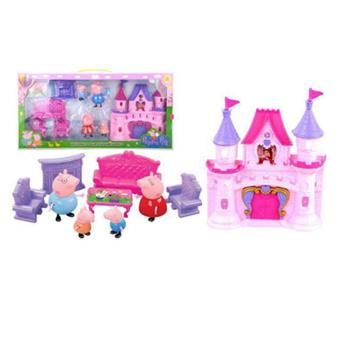 Peppa Pig Castle Toy Set No. PP6054-3