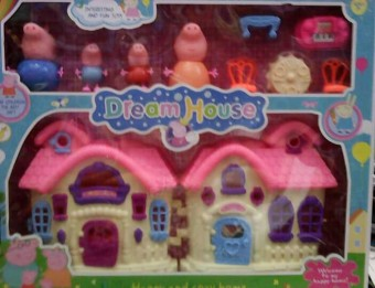 Peppa Pig Dream House (Big) Price Philippines